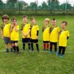 U7 Glen Celtic Yellow team