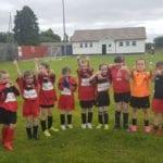 U8 Glen Celtic Girls Blitz