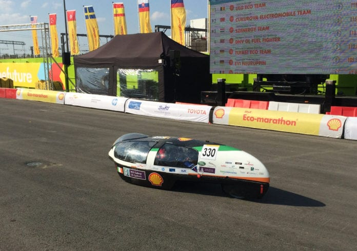 geec car galway efficient car wins top prize