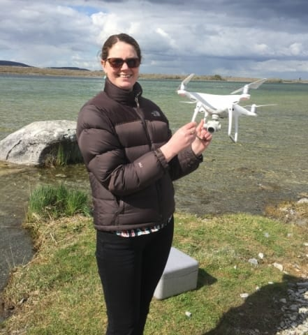 Galway Daily news GMIT to study using drones to test water quality