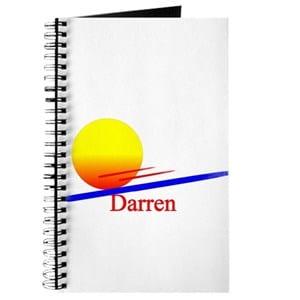 Darrens Diary