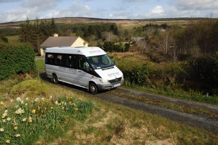 Galway Daily news Local link announce new bus line from Portumna to Ballinasloe