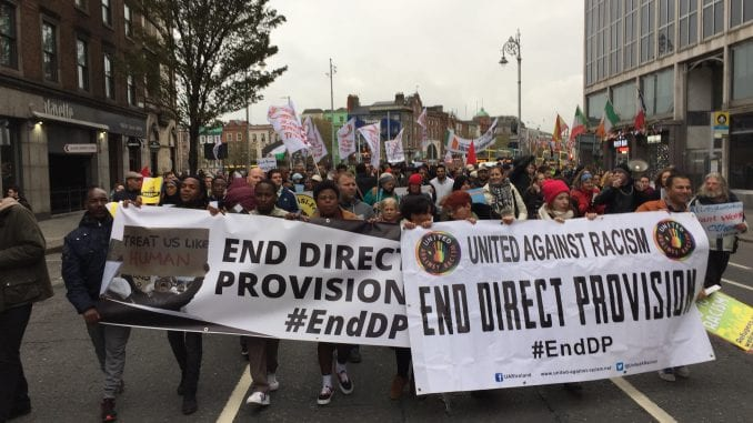 direct provision galway
