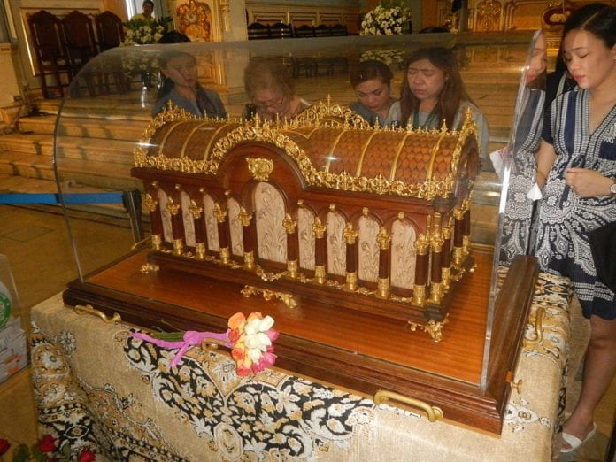 Galway News - Saint Therese relics come to Galway