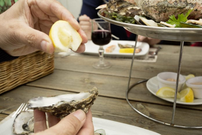 Galway daily life & style celebrate local seafood at Crinniú na mBád