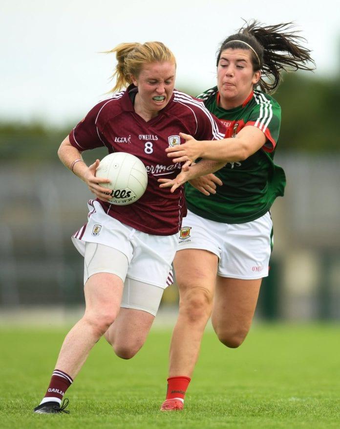 Galway vs Mayo LGFA