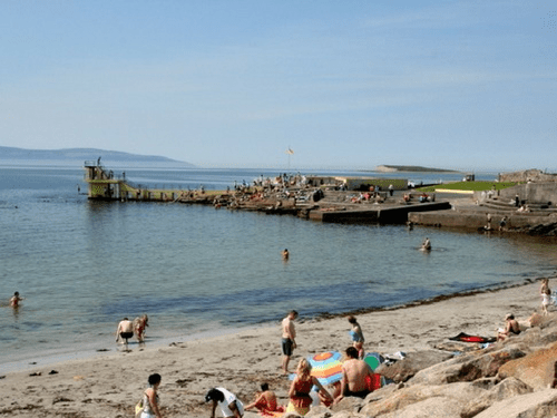 Galway Daily news Blackrock diving area closed over social distancing concerns
