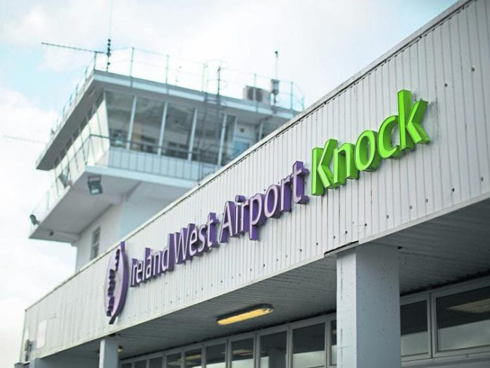 Galway Daily news COVID-19 testing centre opening at Knock Airport