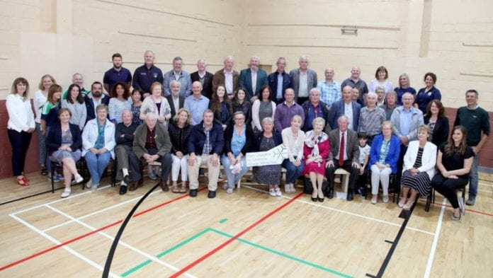 Galway daily news Community groups near Galway Wind Park receive €210,000 from Local community fund