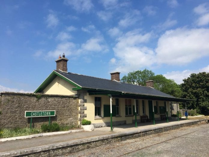 Galway daily news €100,000 awarded for developing visitor attraction at Quiet Man station