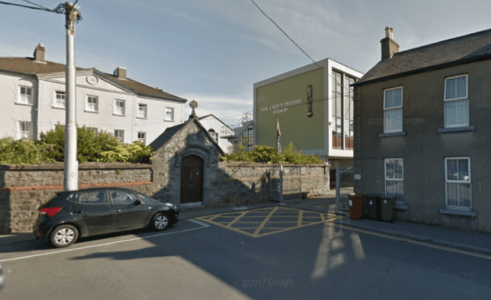 Galway daily news approval for expansion to Our Lady's College Galway