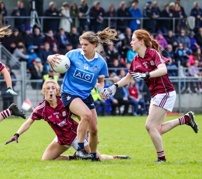 Galway vs Dublin LGFA