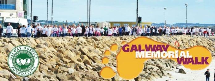 Siúlóid Cuimhneacháin - Galway Daily