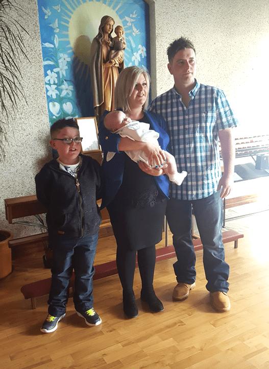 The Molloy Family