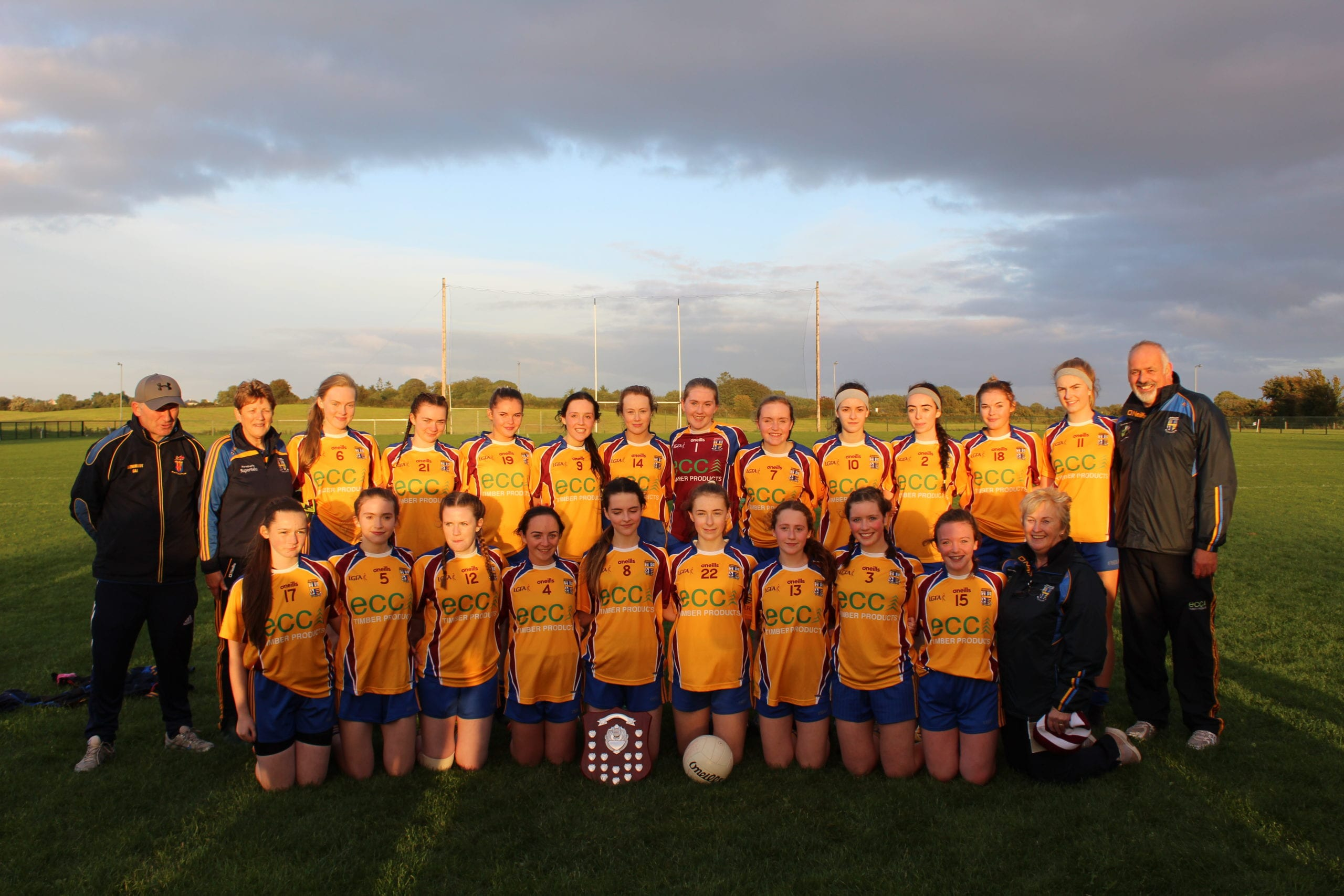 Glenamaddy Williamstown Minor LGFA