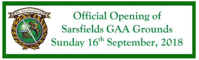 Sarsfields GAA