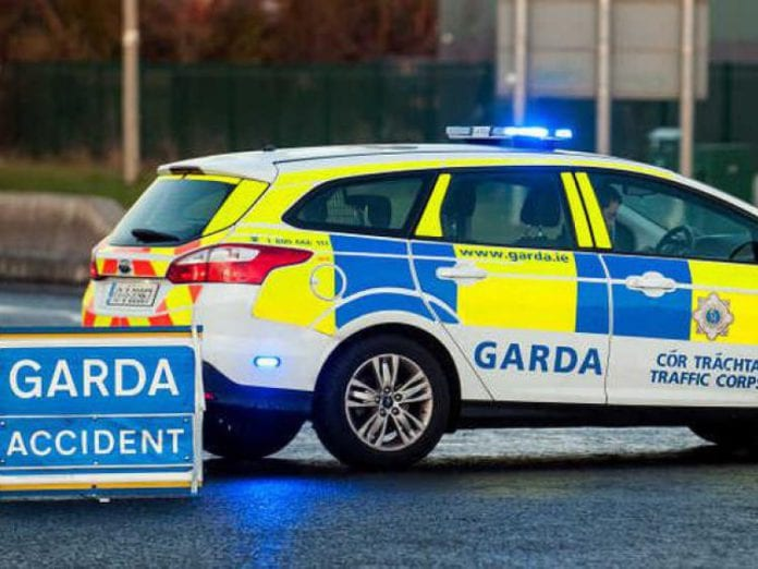 Galway daily news Gardaí at scene of serious crash in Galway City