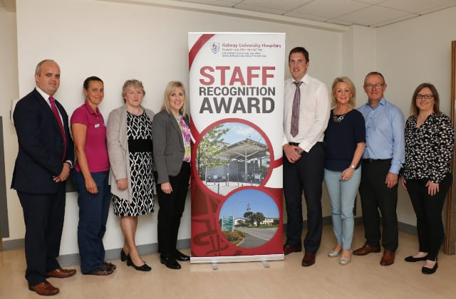 Galway Daily news Galway University Hospitals launches Staff Recognition Awards