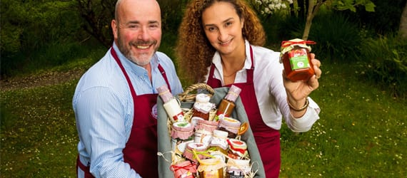 Galway Daily news Loughrea artisan suppliers Gran Grans Foods one of five winners in Grow With Aldi