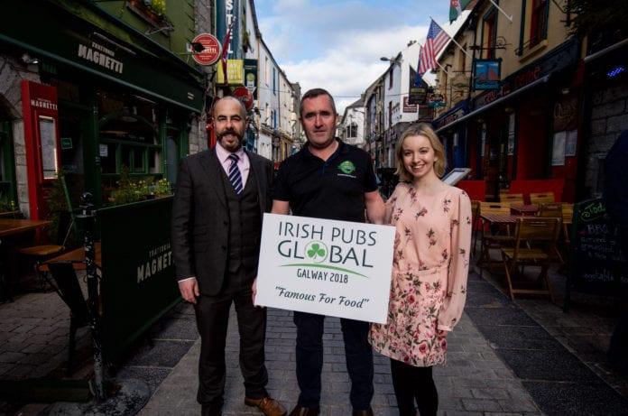 Irish pubs global gathering event galway news