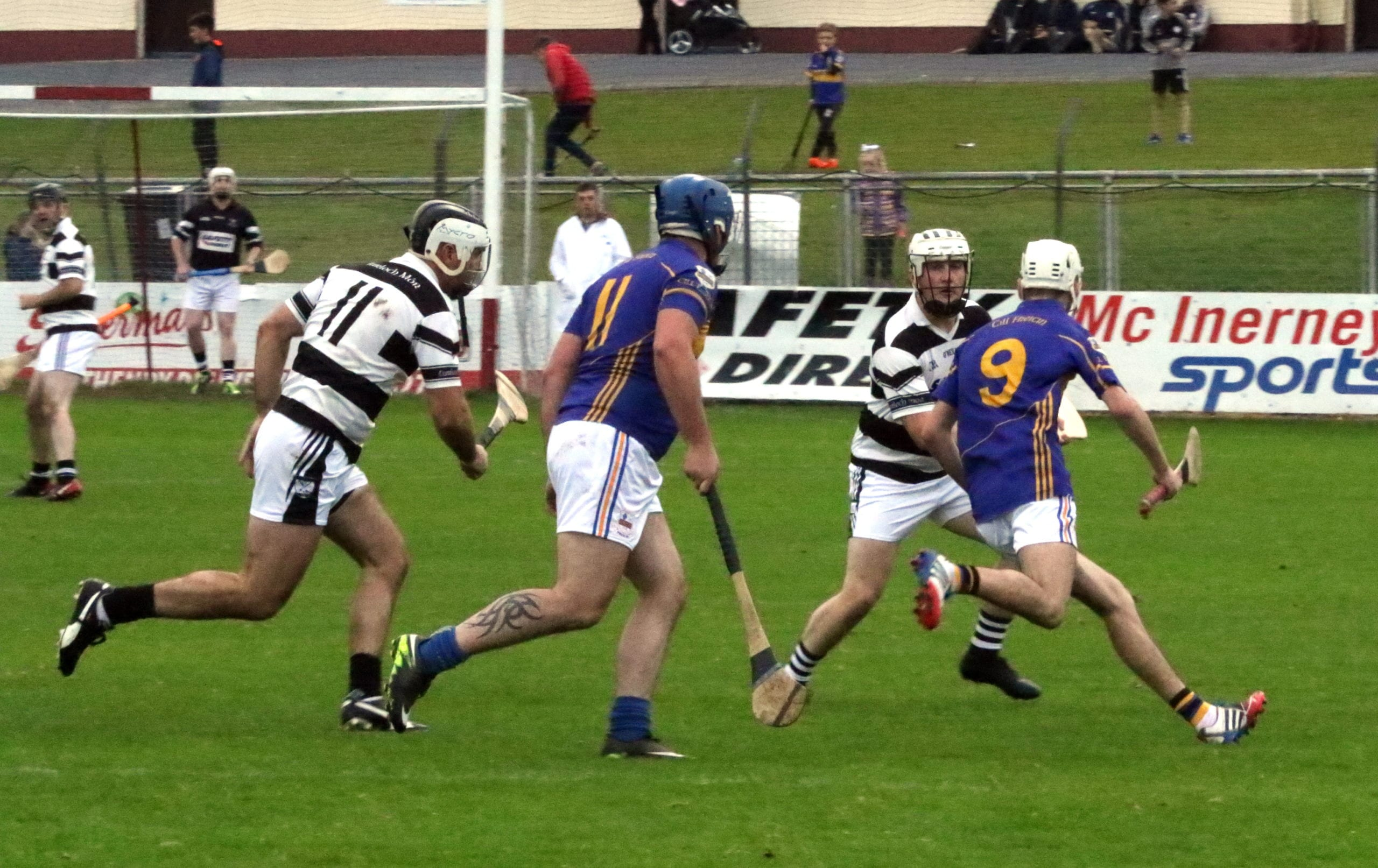 Kilbeacanty vs Turloughmore Junior C Hurling