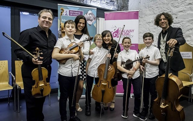 Galway Daily life & style Galway Music Residency launches concerts of European music