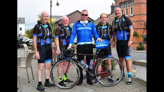 galway daily news Four friends cycling from Dublin to Clifden for lifeboat service