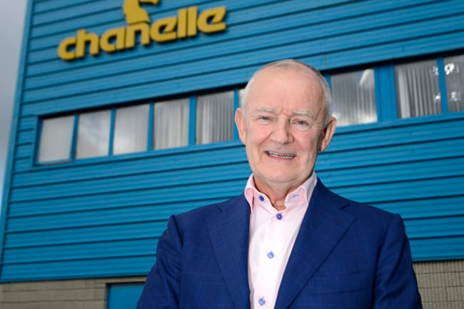 Galway Daily news Chanelle Pharma to create 60 new jobs in Ballinasloe