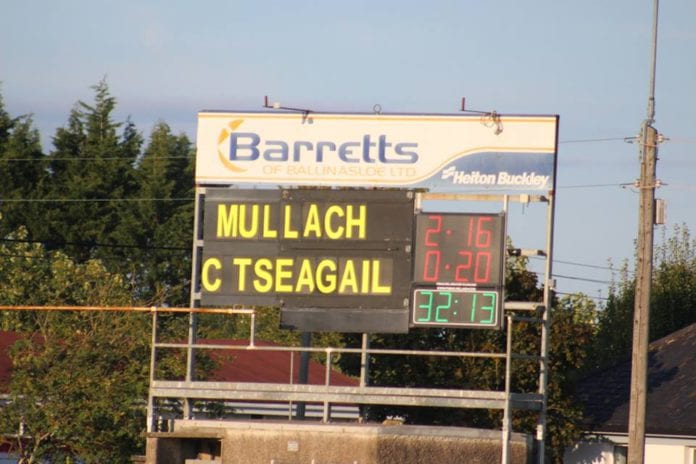 Mullagh Cappataggle