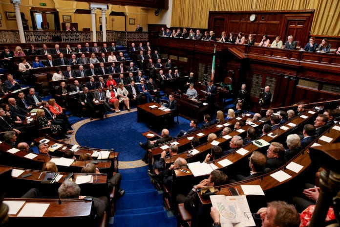 Galway daily news Fine Gael and Fianna Fáil leaders agree on framework for government