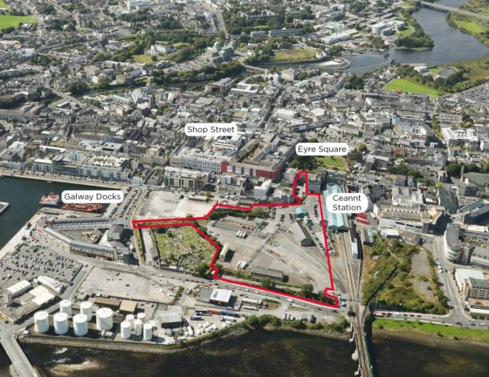 Galway Daily news Public consultations open for Ceannt station development