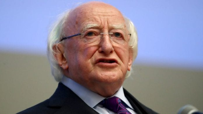 Galway Daily news Michael D Higgins likely to retain presidency after election