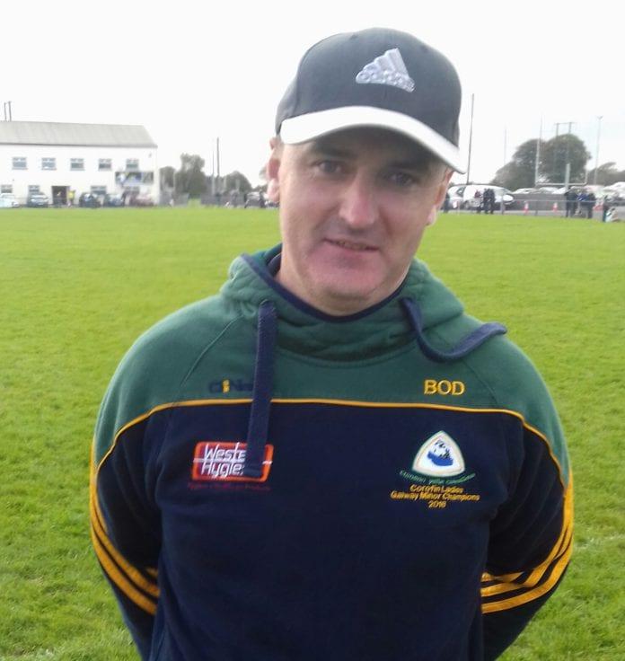 Brian O'Donovan Corofin