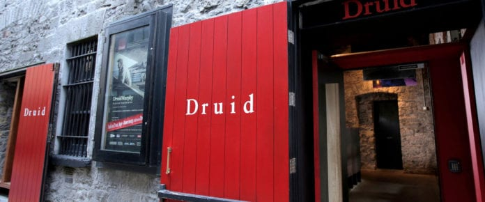 Galway Daily theatre Druid Theatre bringing all new play to your living room