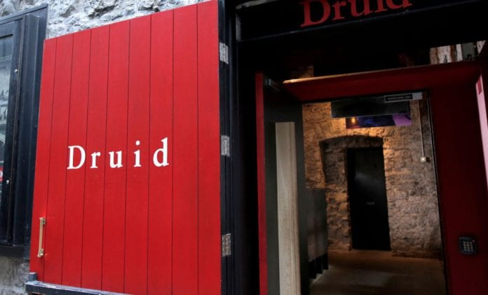 Galway Daily news Mairead Ní Chroinín is the new Druid Artist in Residence at NUIG