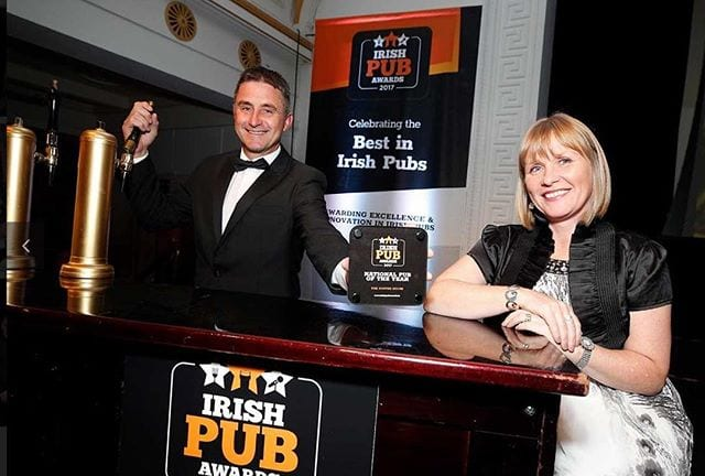 Galway Daily life & style Galway dominates connacht finals at Irish Pub Awards
