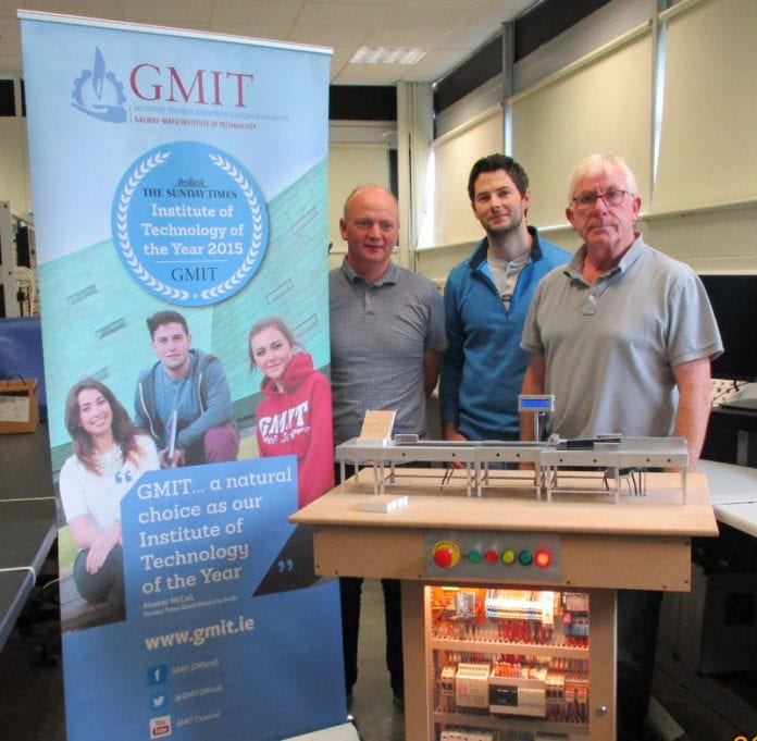 Galway Daily news GMIT student shortlisted for engineering award