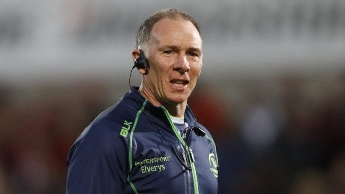 Galway Daily sport Line speed and kicking will be key in Connacht v Ospreys says Friend