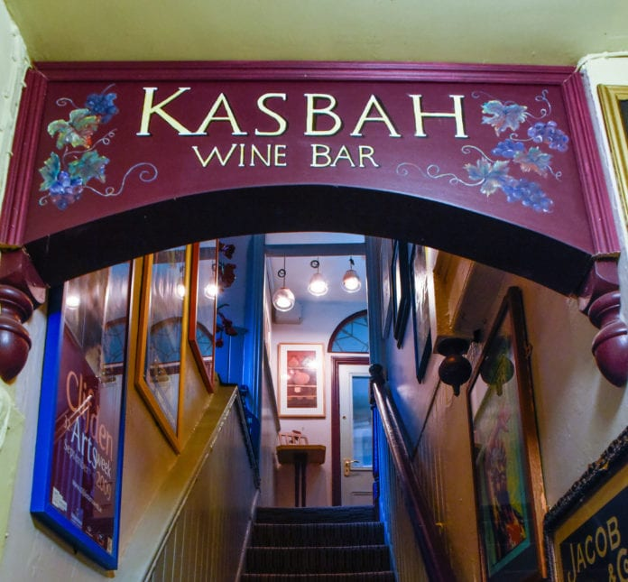 Galway Daily life & style Kasbah wine bar launches Autumn menu