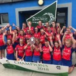 Monivea/Abbey under 14 LGFA