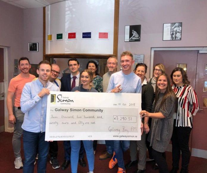 D'ardaigh Galway Bay FM níos mó ná €7 míle - Galway Daily