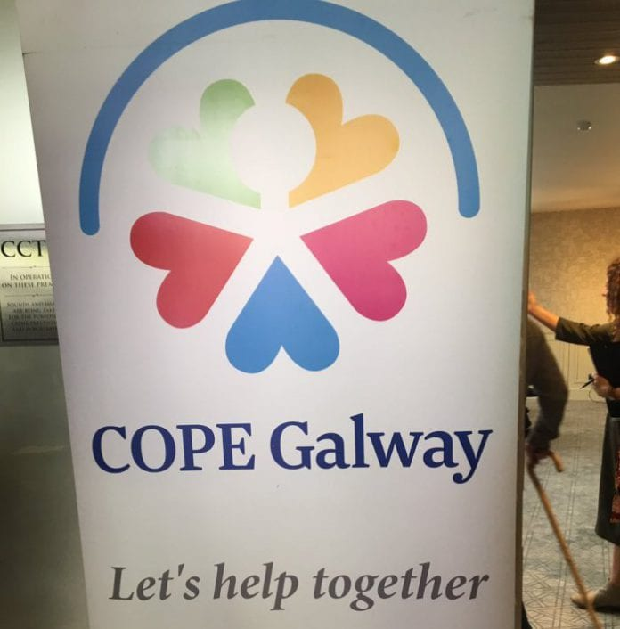 Galway Daily news COPE Galway warns of