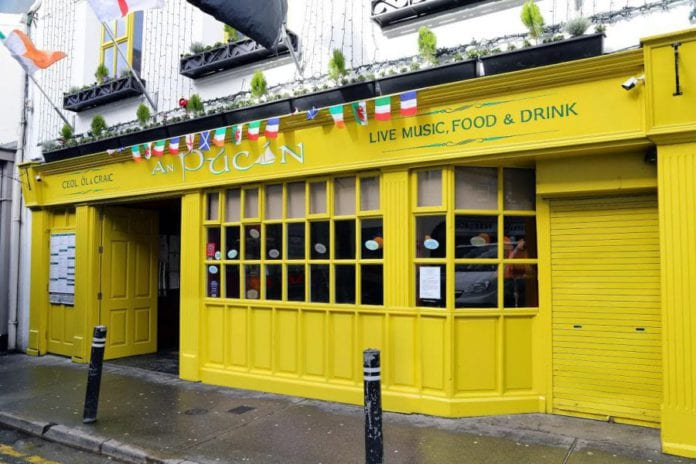 Galway Daily news Two Galway pubs win at the Irish Global Pubs awards