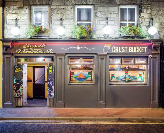 Galway Daily news Galway pizza restaurant named best takeaway in Connacht