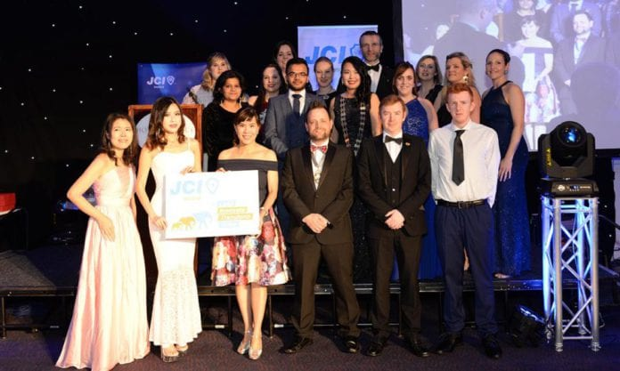 Galway Daily news Galway young professionals sweep awards at JCI national conference