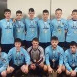 KUFC U18 Boys Premier Cup Winners 2018