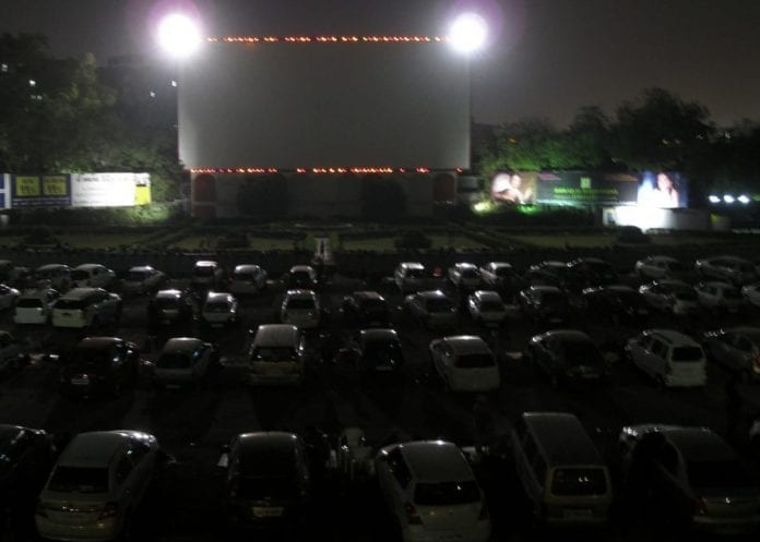 Galway Daily news Drive In cinema returning for Christmas