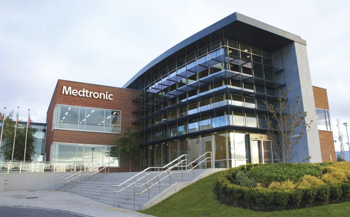 Galway Daily news Medtronic doubling production of ventilators in Galway