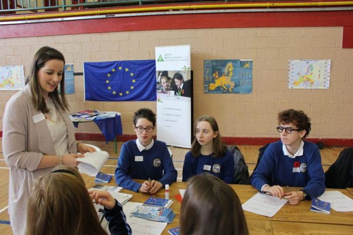 European Union EU galway students