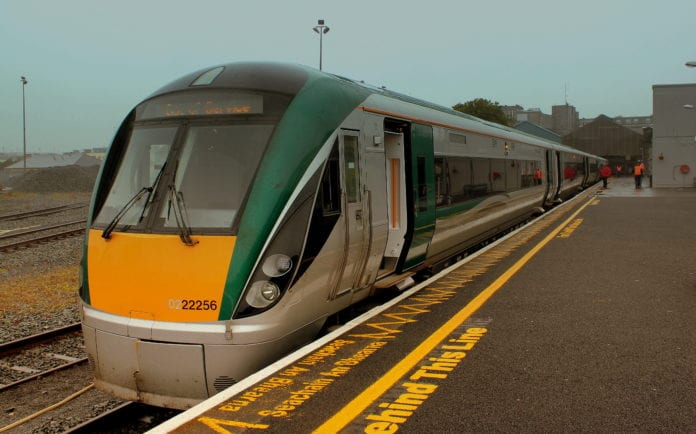 Galway Daily news Cancellations hit Galway train services on bank holiday weekend